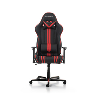 DXRacer Racing GC-R9-NR-Z1, Black/Red/Black - PU leather, Gamer weight up to 100kg/growth 165-195cm, Gas Lift 4 Class, Recline 90*-135*