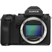 Fujifilm GFX 50s, 51.4 mpx, CMOS medium format sensor, WiFi, 3.0 LCD Touch screen 1040K 180° Flip Display Water&Dust resist