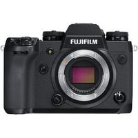 Fujifilm X-H1 black body, 24.3 mpx, APS-X-Trans CMOS III, DCI 4K, BT, LCD 1040K Tilt&Touch + 3,69 mDot EVF