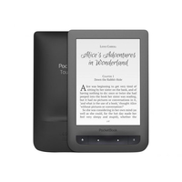"PocketBook Touch Lux 3 626 Black 1Ghz/256Mb/4Gb flash/WiFi/6"" E Ink Carta (1024×758)"