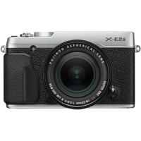Fujifilm X-E2s  XF18-55mm Kit Silver, 16.0 mpx, APS-C-X-Trans™* CMOS II & EXR Processor II, WiFi, 3.0 LCD 1040K + OVF