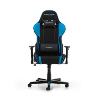 DXRacer Formula GC-F11-NB-H1, Black/Black/Blue - Fabric & PU, Gamer weight up to 100kg/growth 145-180cm, Gas Lift 4 Class, Recline 90*-135*