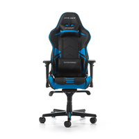DXRacer Racing PRO GC-R131-NB-V2,Black/Black/Blue-Carbon Look Vinyl & PU,Gamer weight up to 115kg/growth 165-195cm,Gas Lift 4 Class,Recline 90*-135*