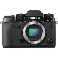 Fujifilm X-T2 black body, 24.3 mpx, APS-X-Trans CMOS III, UHD 4K, WiFi, 3.0 LCD 1040K Flip Display + OVF