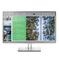 Monitor 23.8'' HP EliteDisplay E243, FHD IPS, 1920 x 1080 @ 60, 5ms, HDMI, VGA, DisplayPort, USB 3.0, Silver
