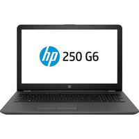 "Laptop HP 250 G6 iPentium N4200, 4Gb, 500Gb, iHD+HDMI, 15.6"" HD, DVD-RW, CR, Silver"