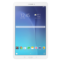 "Samsung T561 Galaxy Tab E 9.6"" Wi-Fi 8GB White"