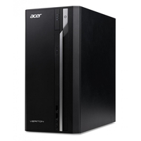 Acer Veriton ES2710G iPentium® G4560 (3.5 GHz), 4Gb, 1Tb, iHD 610, 300W PSU, Win10 Home, USB KB/MS, Black