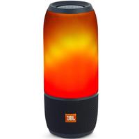 JBL Pulse 3 Black, Portable, 20W (2x10W) RMS, BT 4.2, 65Hz – 20kHz, IPX7 Waterproof, 360°Sound, Battery 6000mAh, JBL Connect+, Battery life 20 hr