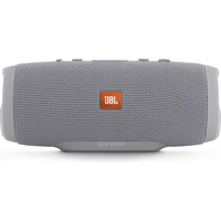 JBL Charge 3 Grey EU, Portable, 20W (2x10W) RMS, BT 4.1, 65Hz – 20kHz, IPX7 Waterproof, Lithium-ion battery 6000mAh, JBL Connect, Battery life 20 hr