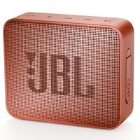 JBL Go 2 Cinnamon, Portable, 3W (1x3W) RMS, BT 4.1, 180Hz – 20kHz, IPX7 Waterproof, Lithium-ion battery 730mAh, 3.5 mm jack , Battery life 5 hr