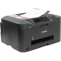 Canon MAXIFY MB2140 A4, 1200 x 600 dpi, 13/19 ipm, LCD, WiFi, LAN, USB2.0