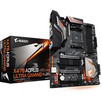 Placa de baza Gigabyte X470 AORUS Ultra Gaming, Socket AM4, AMD X470, 4xDDR4-3200, HDMI, 3xPCIe X16, 8xSATA3, RAID, 2xM.2, GLAN, 2xUSB3.1, 2xUSB3.1