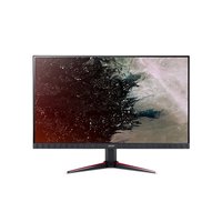 "Monitor 21.5"" Nitro LED ACER VG220QBMIIX ZeroFrame, IPS, 1ms, 16:9, 250cd, 1920x1080, HDMIx2, FreeSync, VESA, Black"