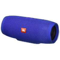 JBL Charge 3 Blue EU, Portable, 20W (2x10W) RMS, BT 4.1, 65Hz – 20kHz, IPX7 Waterproof, Lithium-ion battery 6000mAh, JBL Connect, Battery life 20 hr