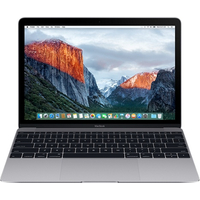 "Apple MacBook ZKMLH72RU/A, iDualCore M3, 8Gb, 256Gb, iHD515, 12.0"" Retina Display, Mac OS X, Grey"
