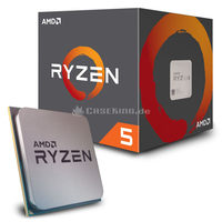AMD Ryzen 5 2600 (3.4-3.9GHz) SocketAM4, 6C/12T,L3 16Mb, 12nm, 65W, Box(SixCore)
