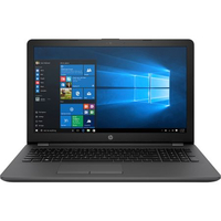 "Laptop HP 250 G6 Dark Ash Silver i3 7020U-(2.30GHz)/4Gb/500Gb/iHD620+HDMI/CR/WiFi-AC/BT4.2/Webcam/Win10Home/15.6"" HD"