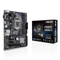 Placa de baza Asus PRIME B360M-D, S1151, iB360, Dual 2xDDR4-2666, VGA, HDMI, 1xPCIe X16, 4xSATA3, 1xM.2, 2xPCIe X1, 1xPCI, COM, ALC887 HDA, GLAN, USB3