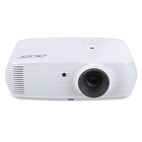 Proiector ACER H5382BD DLP 3D, 720p, 1280x720, 3300Lm, 20000:1, 6000hrs(Eco), HDMI(MHL), VGA, Wi-Fi, Speaker, 2.7Kg, White