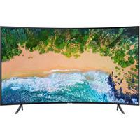 "Televizor 55"" LED TV Samsung UE55NU7372, Curved, SMART TV, Black"