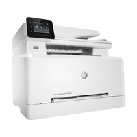 HP Color LaserJet Pro MFP M280nw Print, Copy, Scan, 21ppm, 600x600 dpi, ADF, LAN, WIFI, USB2.0