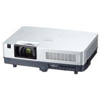 Proiector Canon LV-7392A 3xLCD, 1024x768, 3000Lm, 2000:1, 6000hrs, HDMI, LAN, WiFi, RGB, RCA, S-Video, 2.5Kg, White