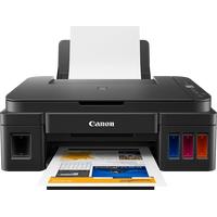 """Canon Pixma G2411 A4, CISS, 4800x12000dpi, 8.8/5 ipm, 4tank, 2pl, LCD 3"""" mono, USB"""