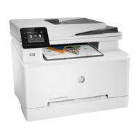 HP Color LaserJet Pro MFP M281fdw, Print, Copy, Scan, Fax, 21ppm, Duplex, 600x600 dpi, ADF, LAN, USB2.0