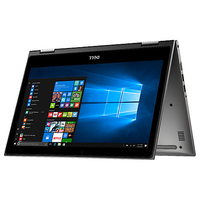 Laptop DELL Inspiron 13 5000 (5379) 2 in 1, iQuadCore i7-8550U, 8Gb, 256Gb, iUHD620+HDMI, 13.3'' IPS Touch FHD, CR, W10HE64, Gray