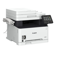 Canon i-Sensys MF635CX Printer/Copier/Scanner/Fax,  A4, 1200dpi, 18ppm, 1024Mb, ADF, Duplex, 8.9cm touchscreen , WiFi, LAN,USB2.0