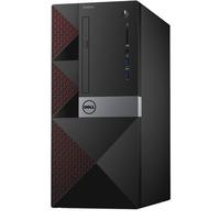 DELL Vostro 3668 MT, iPentium G4560, 4Gb, 500Gb, iHD 610, USB KB&MS, Ubuntu, Black