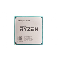 AMD Ryzen 3 1200 (3.1-3.4GHz) SocketAM4, 4C/4T,L3 8Mb, 14nm, 65W, Box