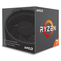 AMD Ryzen 7 2700 (3.2-4.1GHz) SocketAM4, 8C/16T,L3 16Mb, 14nm, 65W, Box