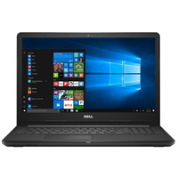 "Laptop DELL Inspiron 15 3000 (3576) iCore i3-7020U , 4Gb, 1Tb, iHD620+HDMI, 15.6"" HD, Win10, Black"