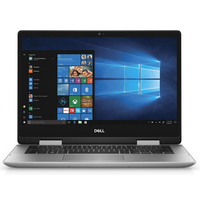 "2 in 1 Tablet DELL Inspiron 14 5000 (5482) iCore i5-8265U, 8Gb, 256Gb, iUHD620+HDMI, 14"" IPS Touch, Backlit, Gray"