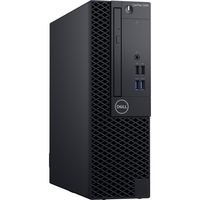 DELL OptiPlex 3060 SFF iCore i3-8100, 8Gb,1Tb, DVD-RW, iUHD630, TPM, 200W PSU, USB mouse