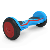 Skymaster Wheels Dual 11 Hoverboard, Blue/Red