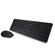 Сет клавиатура мышь Dell KM636 Black