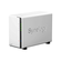 "Synology DS216se, 2-bay NAS Server, Internal HDD/SSD : 3.5"" or 2.5"" SATA(II) x2, Hardware: CPU 800MHz, Ram 256MB, USB 2.0 x2, LAN Gigabit x1; iOS/Andr"