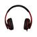 SVEN AP-940MV, Headphones with microphone, Black-Red 3