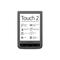 """PocketBook Touch Lux 2, 626 Grey 1GHz/256MB/4Gb flash/WiFi/6"""" Eink HD (758x1024)"""